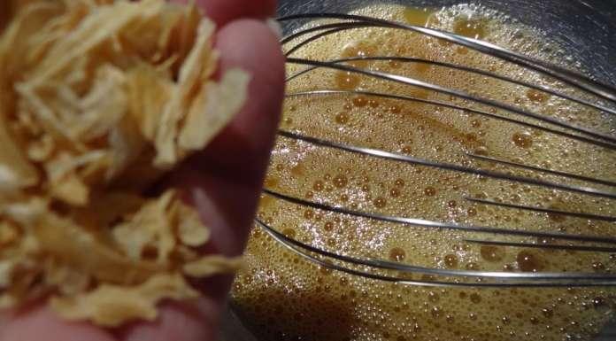 Mon omelette salée sucrée 3