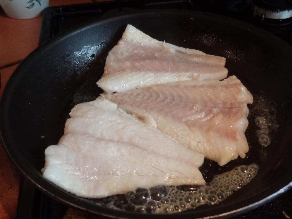 Recette du poisson au gingembre citron et coriandre - Poisson a la poele ...