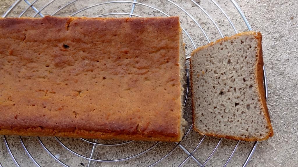 Recette du pain sans gluten la tendresse en cuisine - Faire du pain sans gluten ...