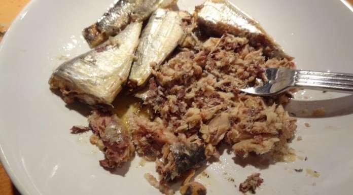 Aubergines au poisson et crevettes 11
