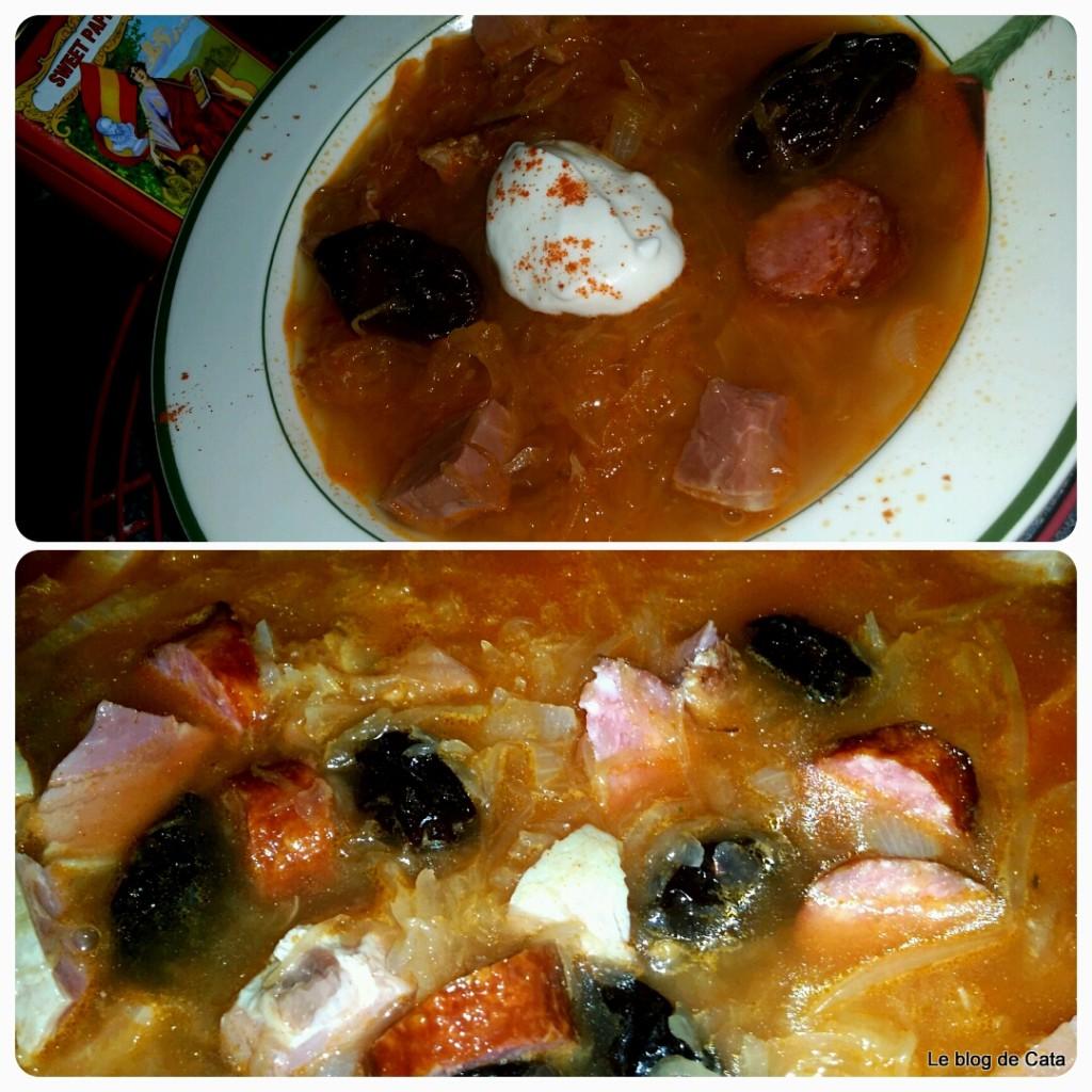 3 recettes slovaques cuisine de slovaquie la tendresse - Cuisiner choucroute cuite ...