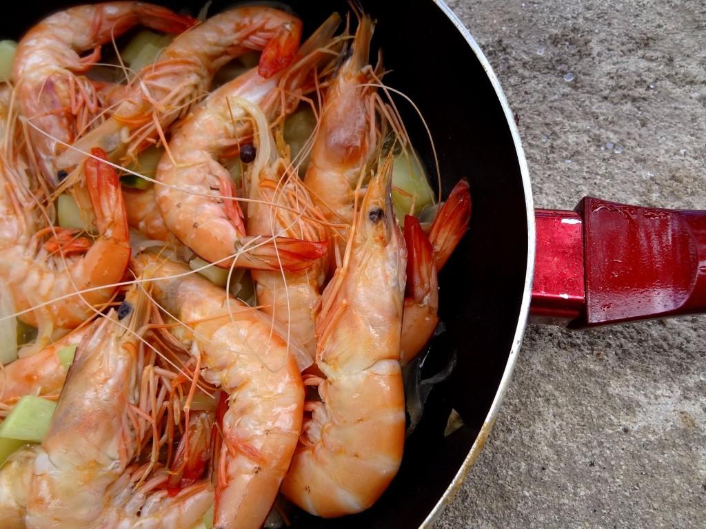 Crevettes guinéennes 1