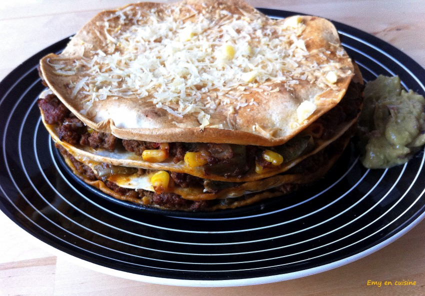 4 recettes mexicaines