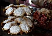 biscuits au citron et lait concentré