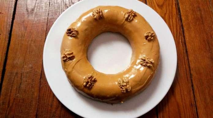 Gâteau aux noix et au café 0