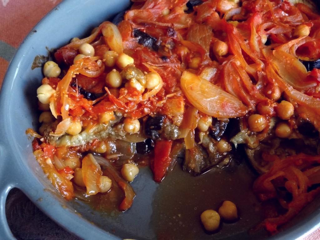 Recette de la moussaka libanaise liban la tendresse en - Recette de cuisine libanaise avec photo ...