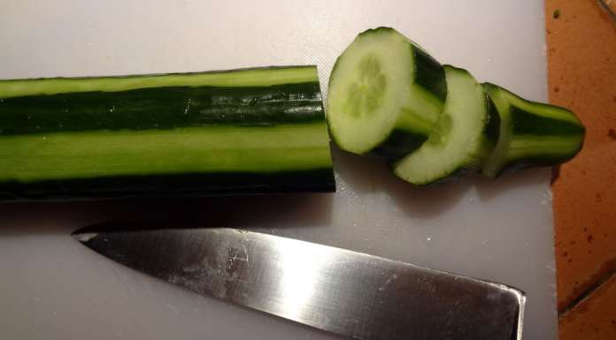 Stuffed cucumber 4