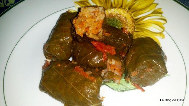 3 recettes libanaises