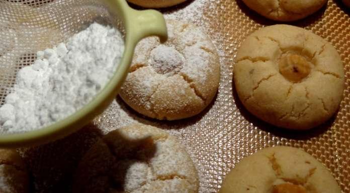 Biscuits de Noël vegan aux noisettes 7
