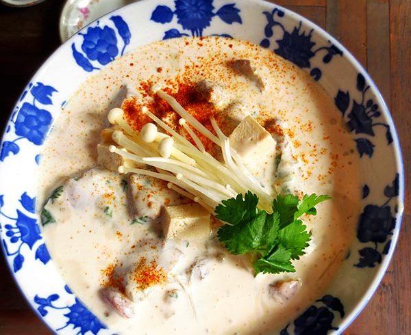 recettes thaïlandaises
