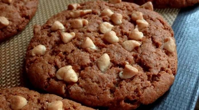 Cookies au beurre de cacahuète et banane 7