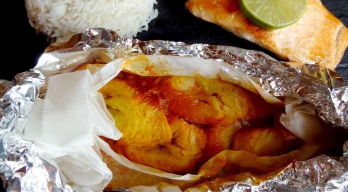 Papillotes de bananes plantains la tendresse en cuisine - Cuisiner banane plantain ...