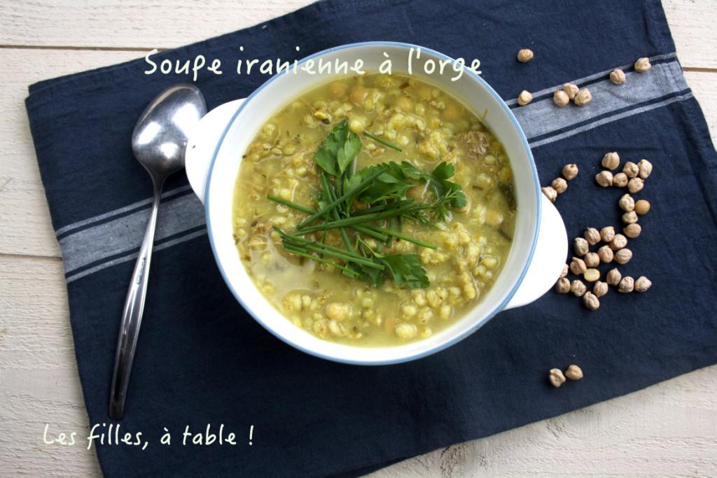 6 recettes iraniennes (cuisine perse) - la tendresse en cuisine