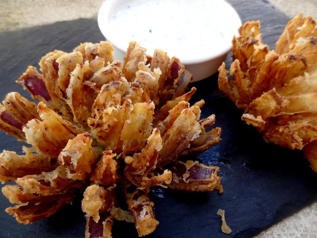 Fleur D Oignon Frit