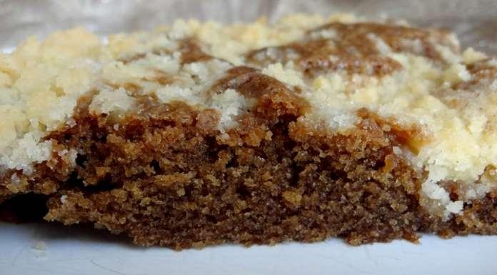 Gâteau au café amish 15