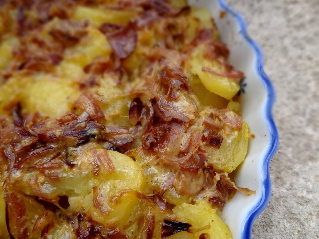 Pommes de terre au miel et au gingembre la tendresse en - Poire de terre cuisine ...