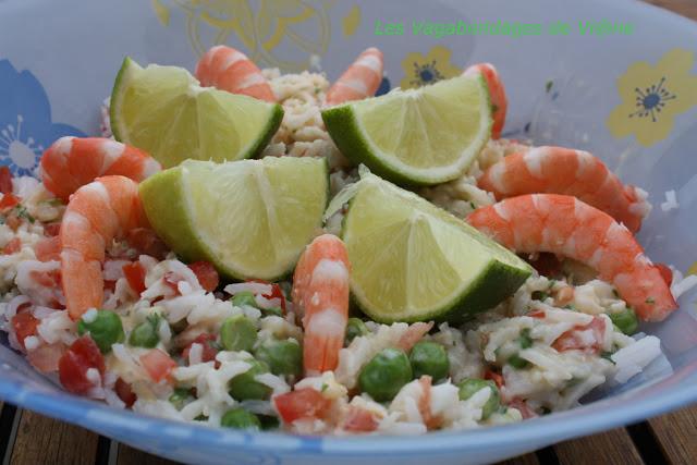 Recette Haitienne Salade Au Poisson La Tendresse En Cuisine