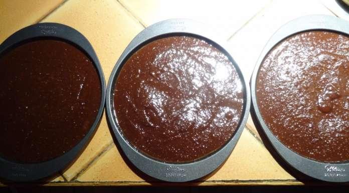 Fondant au chocolat meringué sans gluten et sans lactose 6