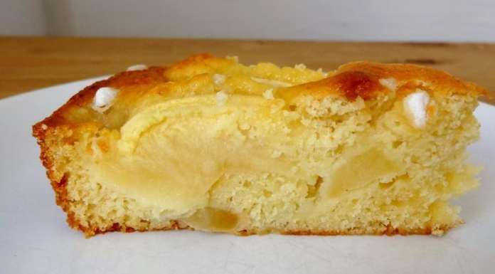 gâteau aux granny smith - la tendresse en cuisine