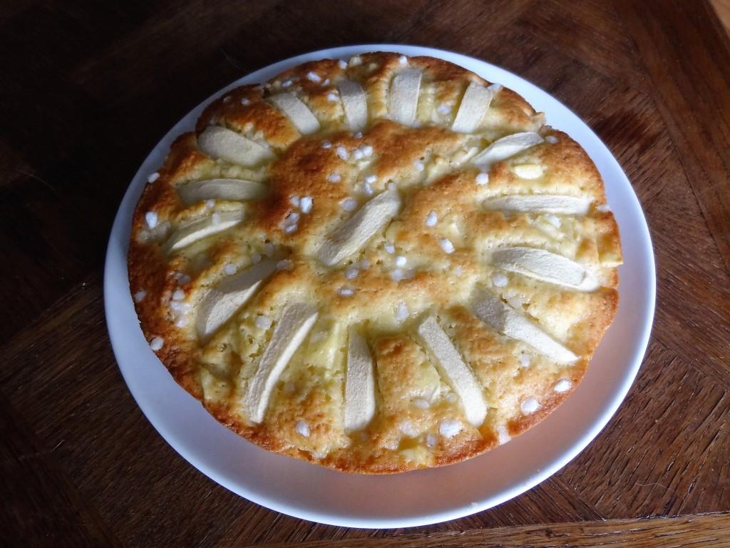 G teau aux granny smith blogs de cuisine for Smith cuisine
