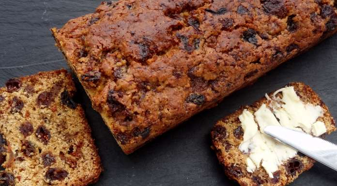 Voici la recette d\u0027un gâteau irlandais