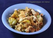 dorade et manioc