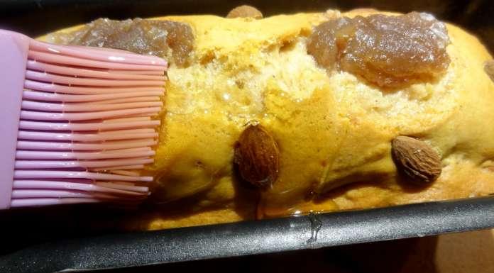 pain d'épices de Noël