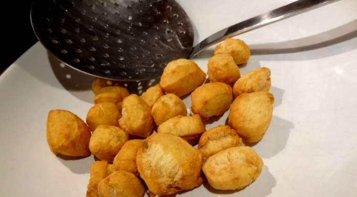 beignets tatars