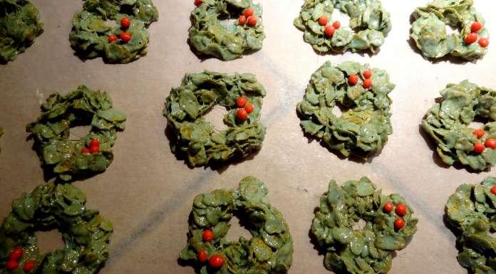 biscuits-en-couronne-de-feuillage-10