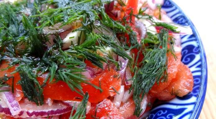 salade de Boukhara