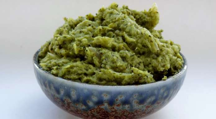 caviar de brocolis