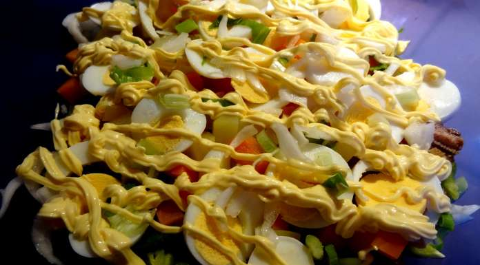 salade composée aux sardines