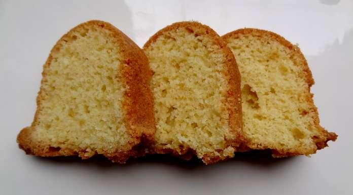 Gâteau de Guinée Bissau