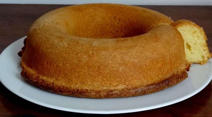 Gâteau de Guinée-Bissau