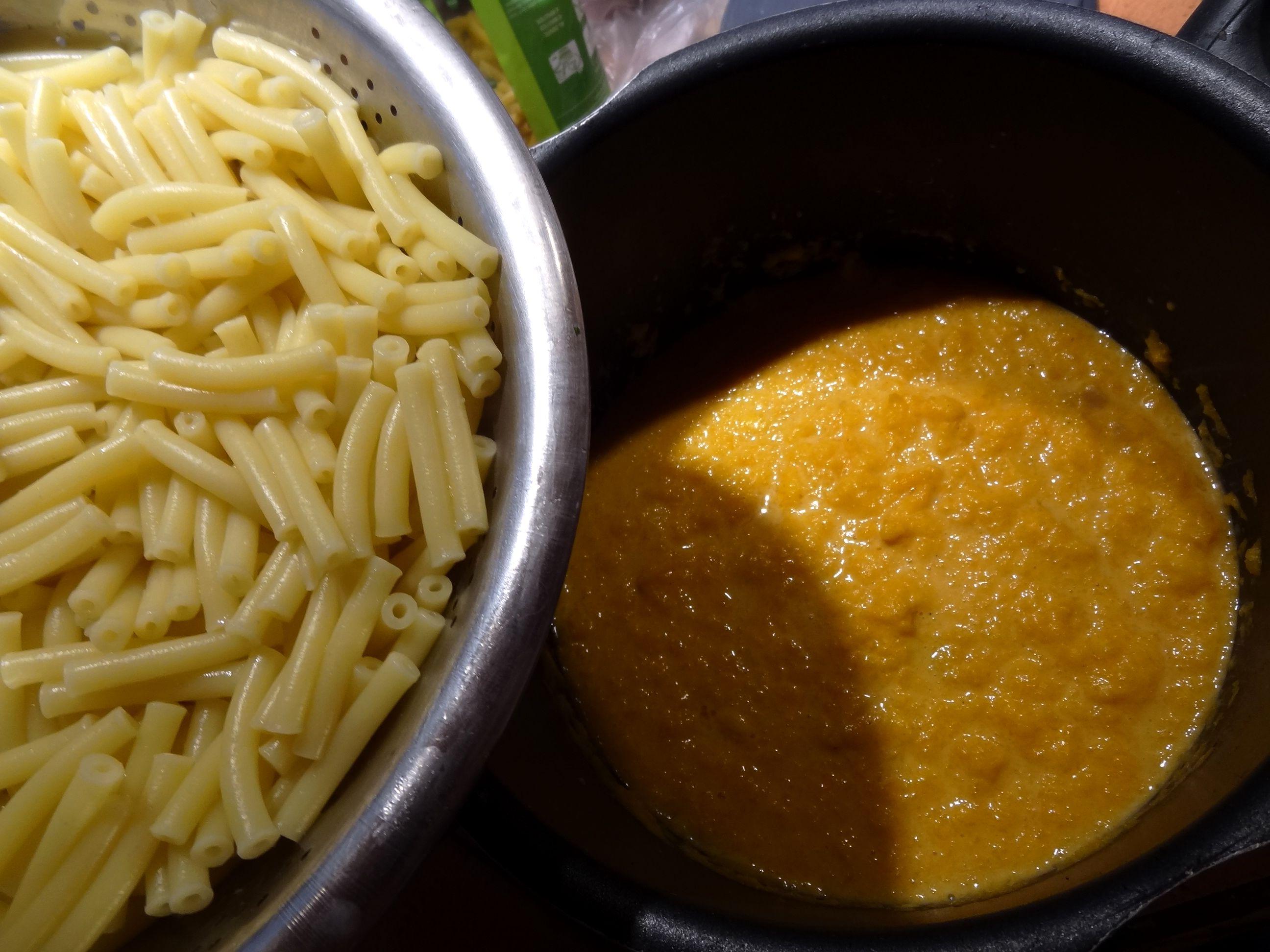 mac n cheese au butternut