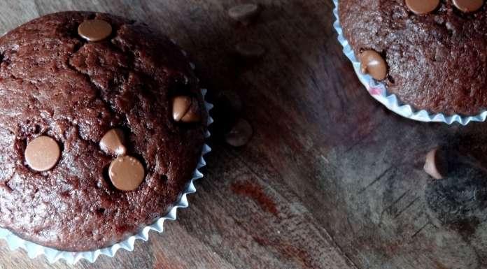 muffins choco-coca