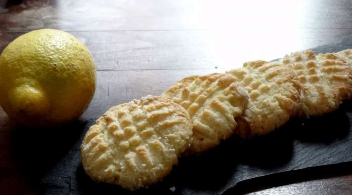 Biscuits fondants au citron (Algérie) - Blogs de cuisine