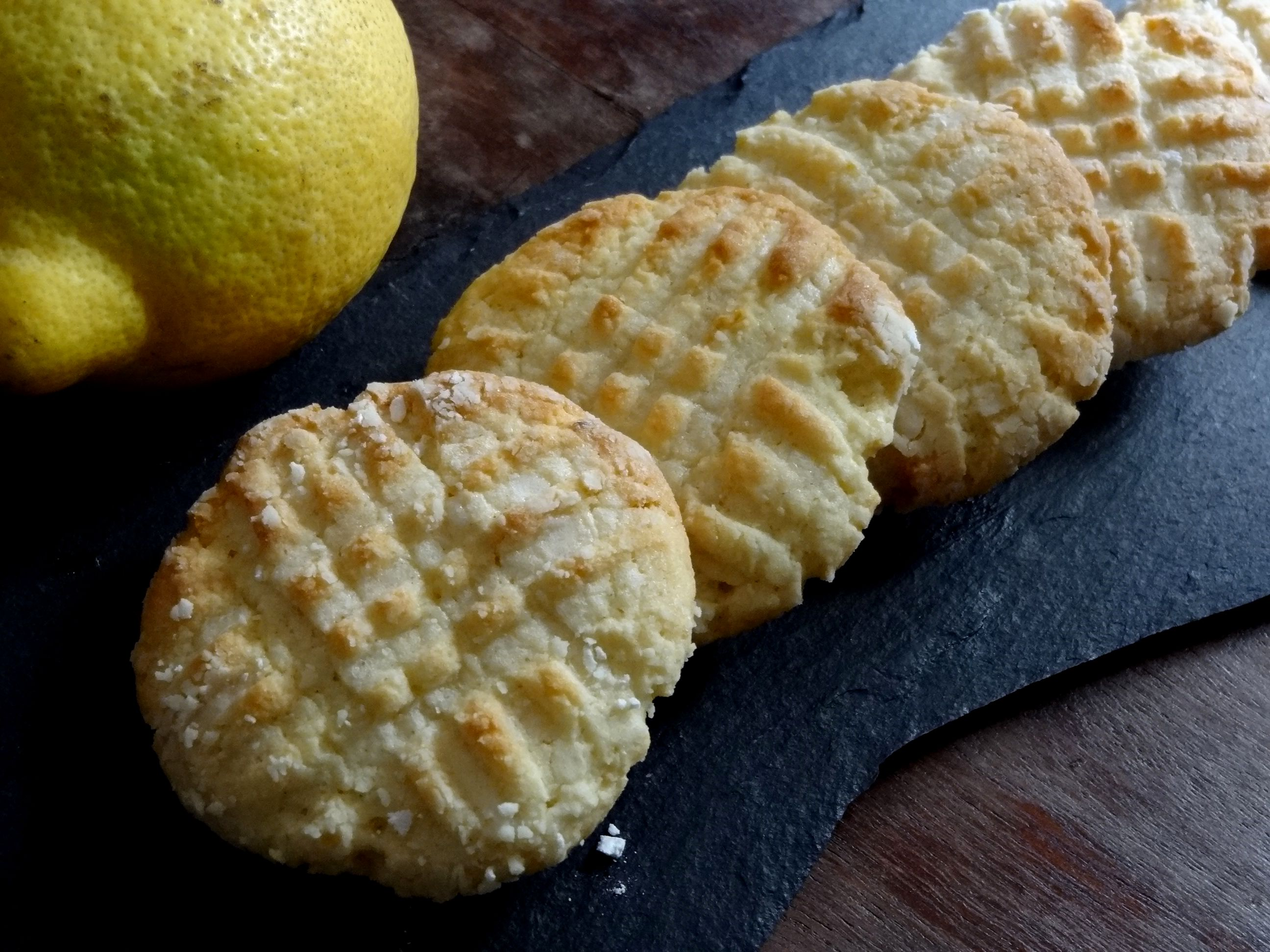 Biscuits fondants au citron alg rie la tendresse en - Cuisiner sans graisse ...