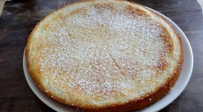 gâteau albanais au yaourt