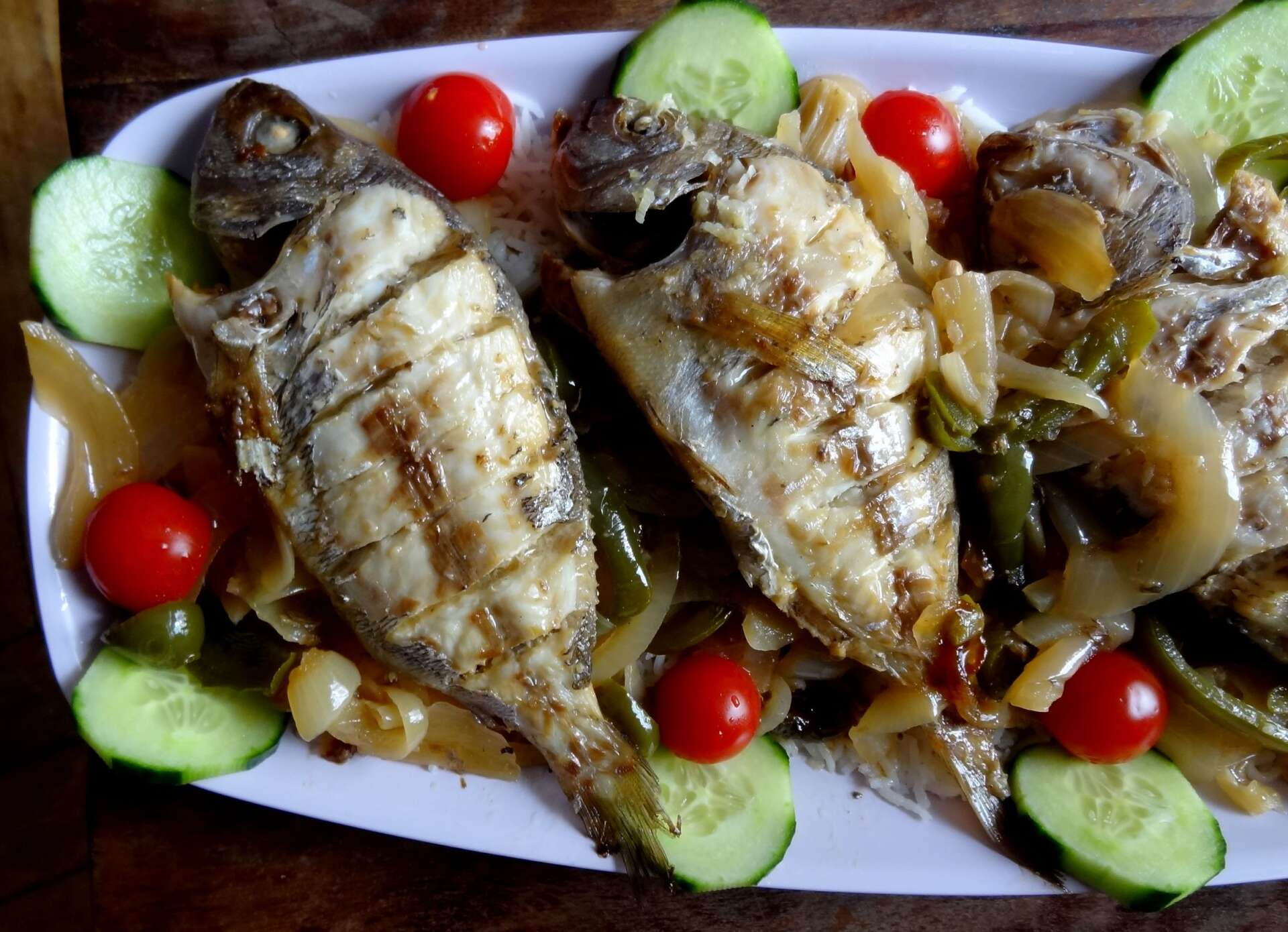 Yassa au poisson s n gal la tendresse en cuisine for Poisson cuisine