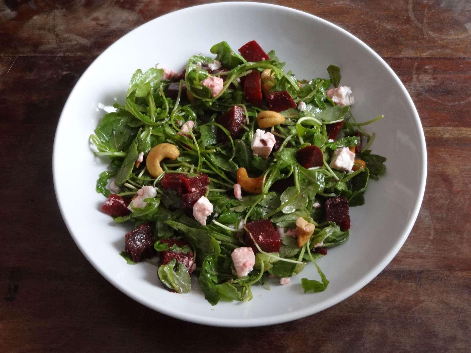 Salade australienne simple et rapide la tendresse en cuisine - Cuisine simple et rapide ...