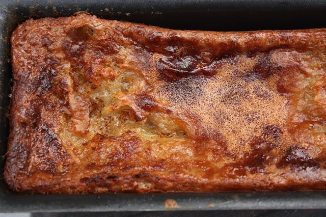 gâteau au manioc et à la noix de coco