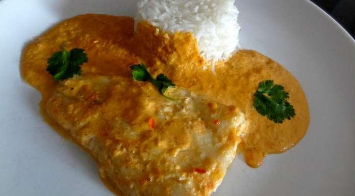 pâte de curry rouge thaï