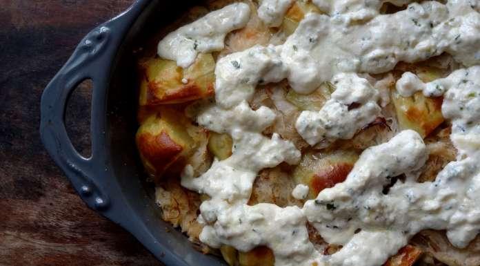 Choucroute de fruits de mer au four la tendresse en cuisine - Cuisiner choucroute crue ...