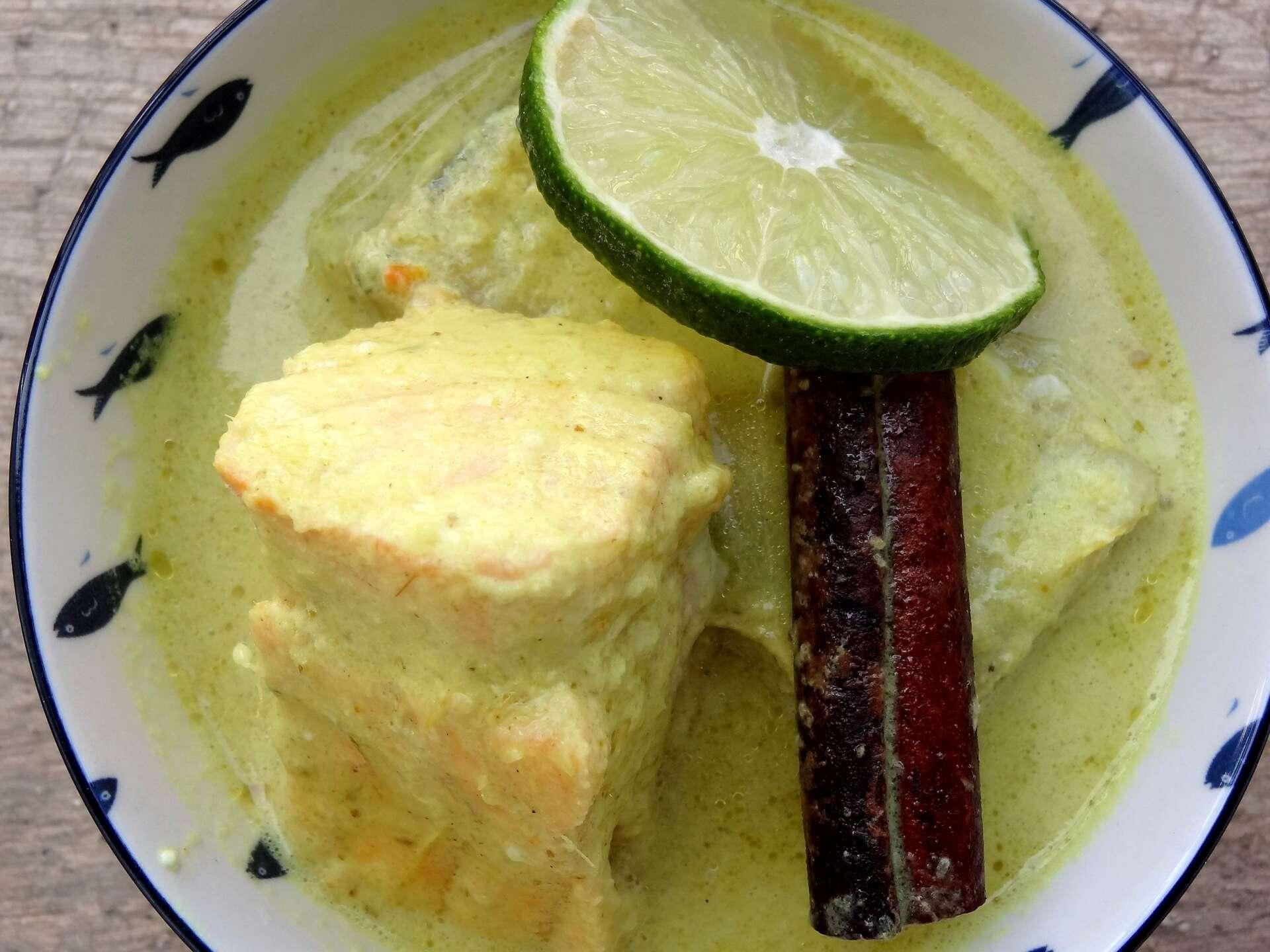 Curry de poissons d 39 oman la tendresse en cuisine for Entree sans poisson