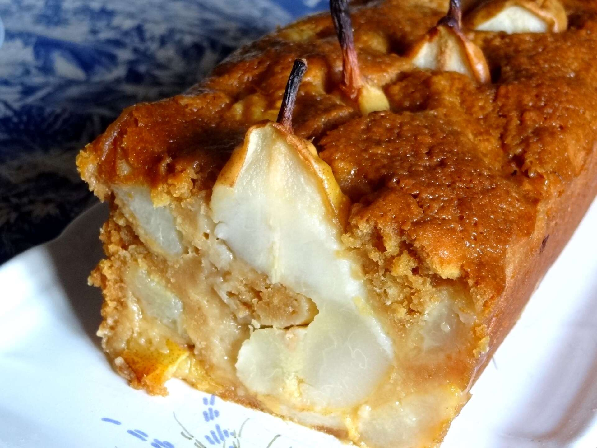 Cake Sal Ef Bf Bd Sans Gluten Farine De Chataigne