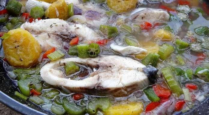 Bouillon de poisson