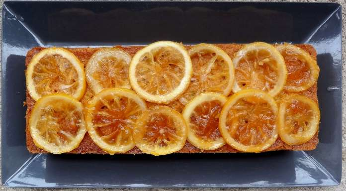 cake à la polenta et citrons