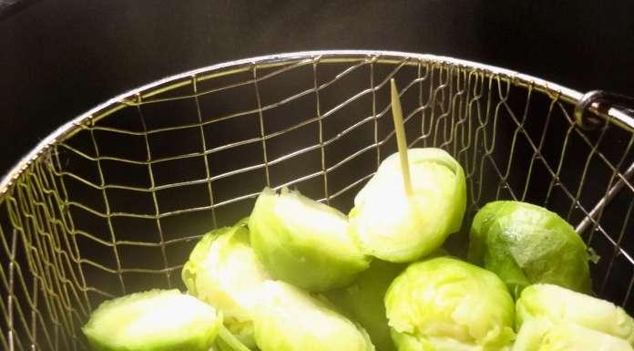 Choux De Bruxelles Caramelises Au Sirop D Erable La Tendresse En Cuisine