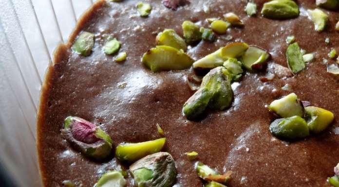 Mousse au chocolat à l'huile